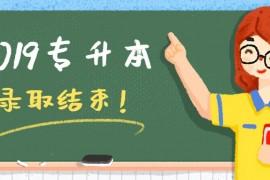 2019年陕西专升本共录取1.4万考生
